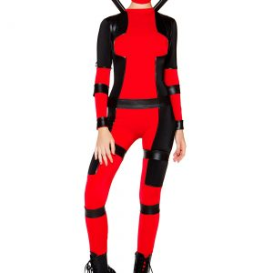 Women's Ms Rebellious Costume