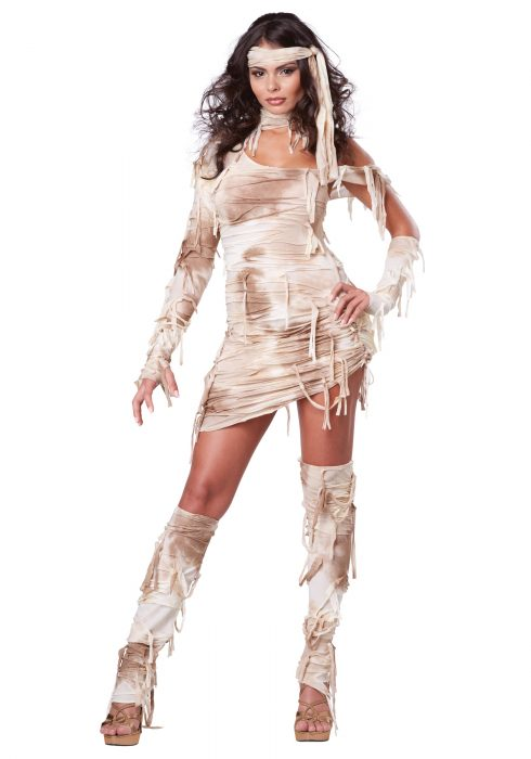 Women's Mystical Mummy Costume