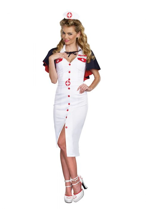 Women's Night Nurse Costume