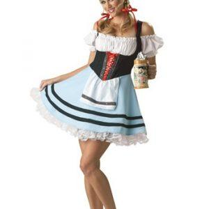 Women's Oktoberfest Costume