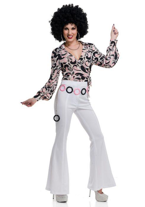Women's Paisley Disco Hottie Shirt