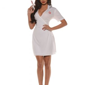 Women's Plus Size Doctor's Orders Nurse Costume