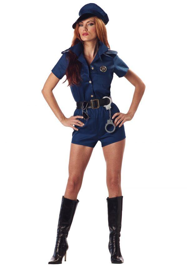 Women's Police Officer Costume