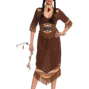 Women's Princess Little Deer Native American Costume