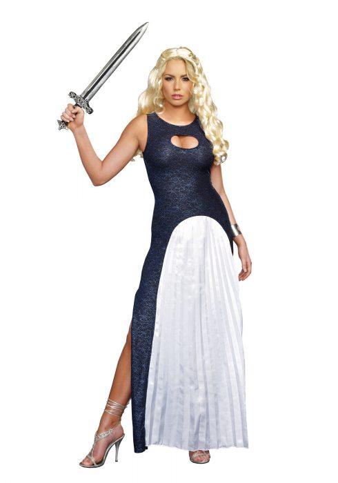 Women's Queendom Come Costume