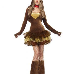 Womens Reindeer Costume