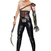 Women's Road Rage Warrior Costume