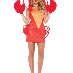 Women's Rock Lobster Costume
