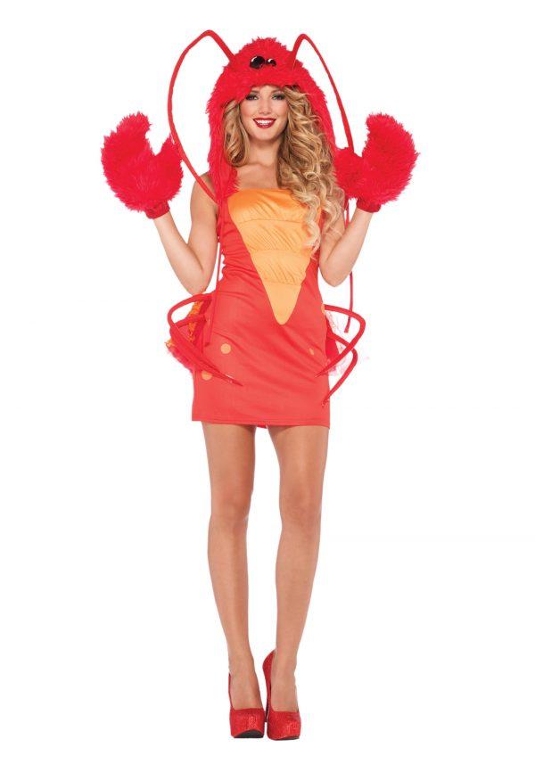 Women's Rock Lobster Costume