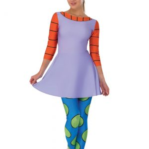 Women's Rugrats Angelica Costume