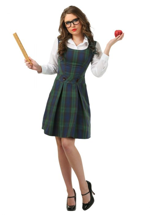 Women's School Girl Costume