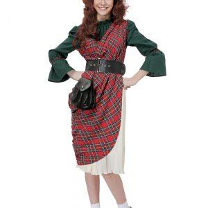 Women's Scottish Lassie Costume