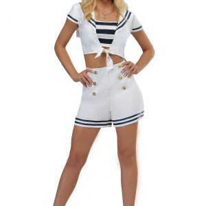Women's Seven Seas Sailor Costume