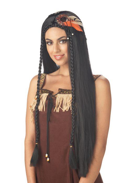 Women's Sexy Indian Princess Wig