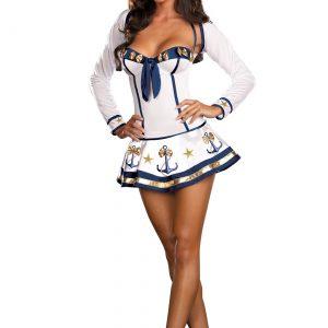 Women's Sexy Sailor Costume