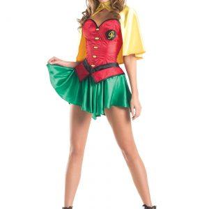 Womens Sexy Sidekick Costume