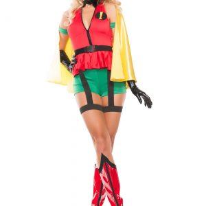 Womens Sidekick Girl Costume