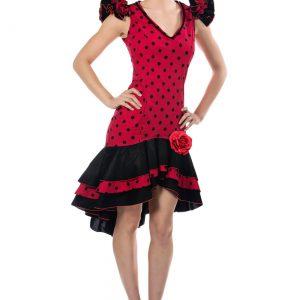 Women's Spanish Dancer Costume