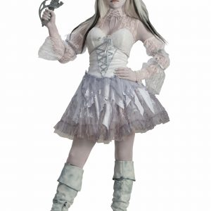 Women's Spirit of the Seas Ghost Pirate Costume