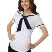 Womens Sweet Sailor Costume Set