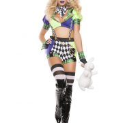 Women's Tipsy Mad Hatter Costume