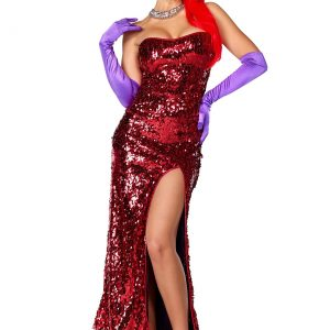 Women's Toon Temptress Costume