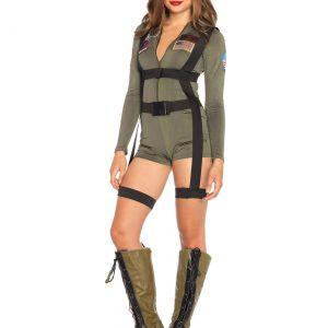 Women's Top Gun Romper