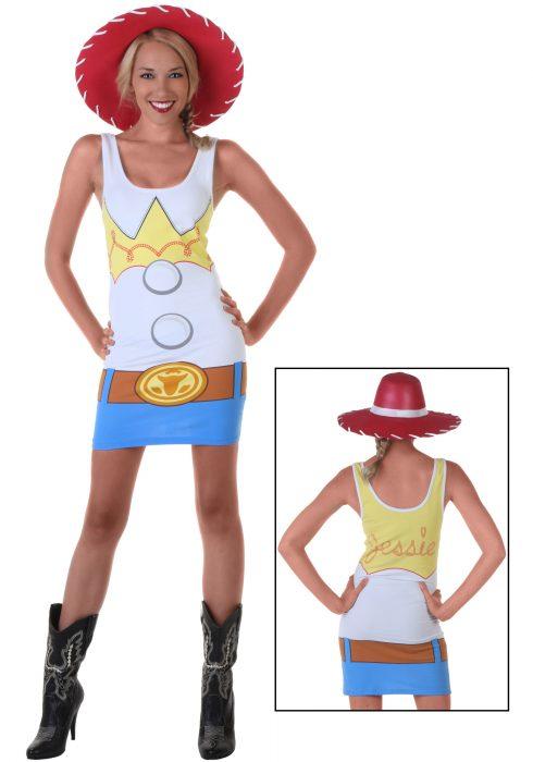Women's Toy Story Jessie Tunic Tank