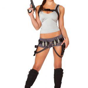 Women's Treasure Huntress Costume