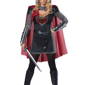 Women's Valorous Knight Costume