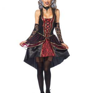 Women's Vampire Queen Costume