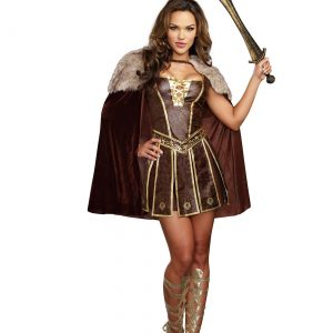 Women's Victorious Beauty Gladiator Costume