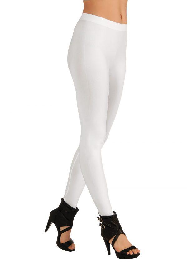 Women's White Leggings