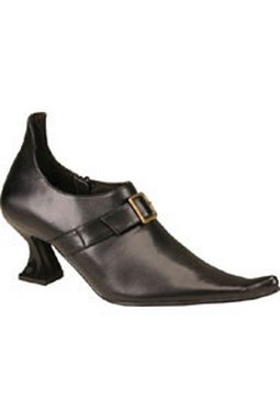 Women's Witch Shoes with Buckle