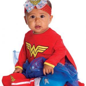 Wonder Woman Romper