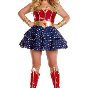 Wonderful Sweetheart Plus Size Women's Costume