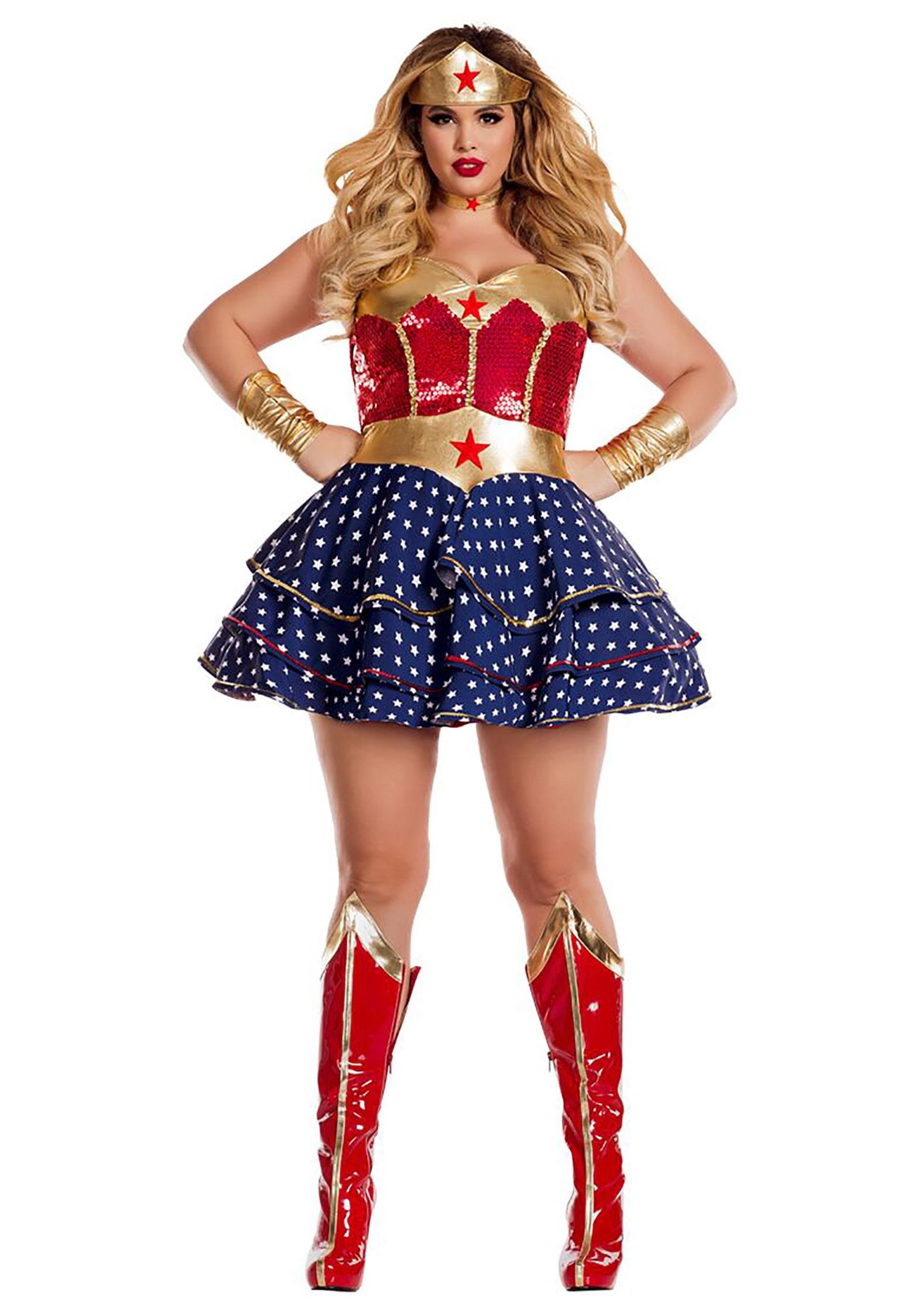 Adult Superhero Costumes
