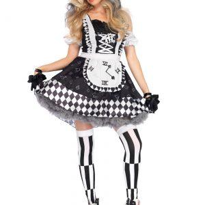 Wonderland Dark Alice Women's Costume