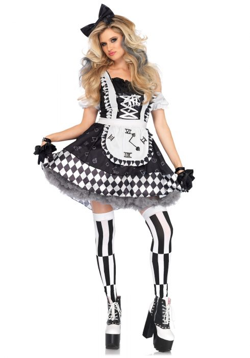 Wonderland Dark Alice Women's Costume