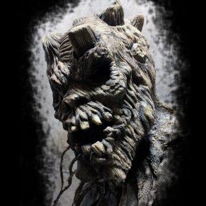 Wood Warlock Mask