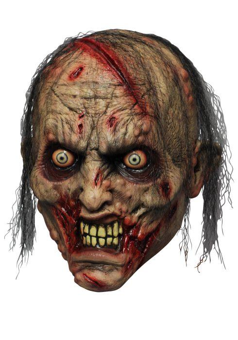 Zombie Biter Adult Mask